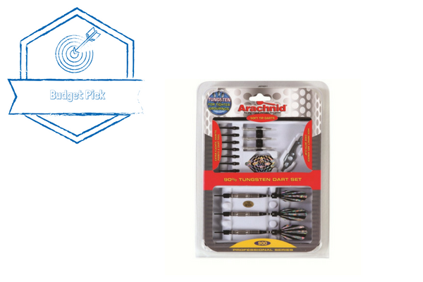 Arachnid Tungsten Soft Tip Darts – Best Budget Option