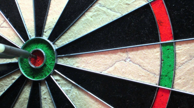 How Do You Hit A Bullseye In Darts