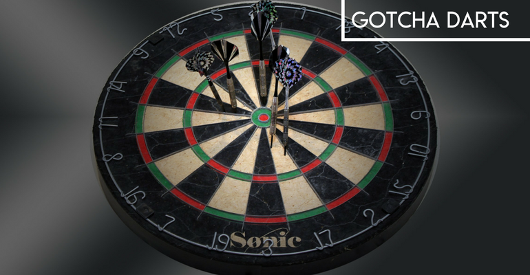 how to play gotcha darts