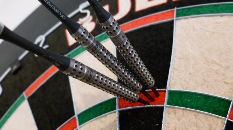 what is a triple 20 darts