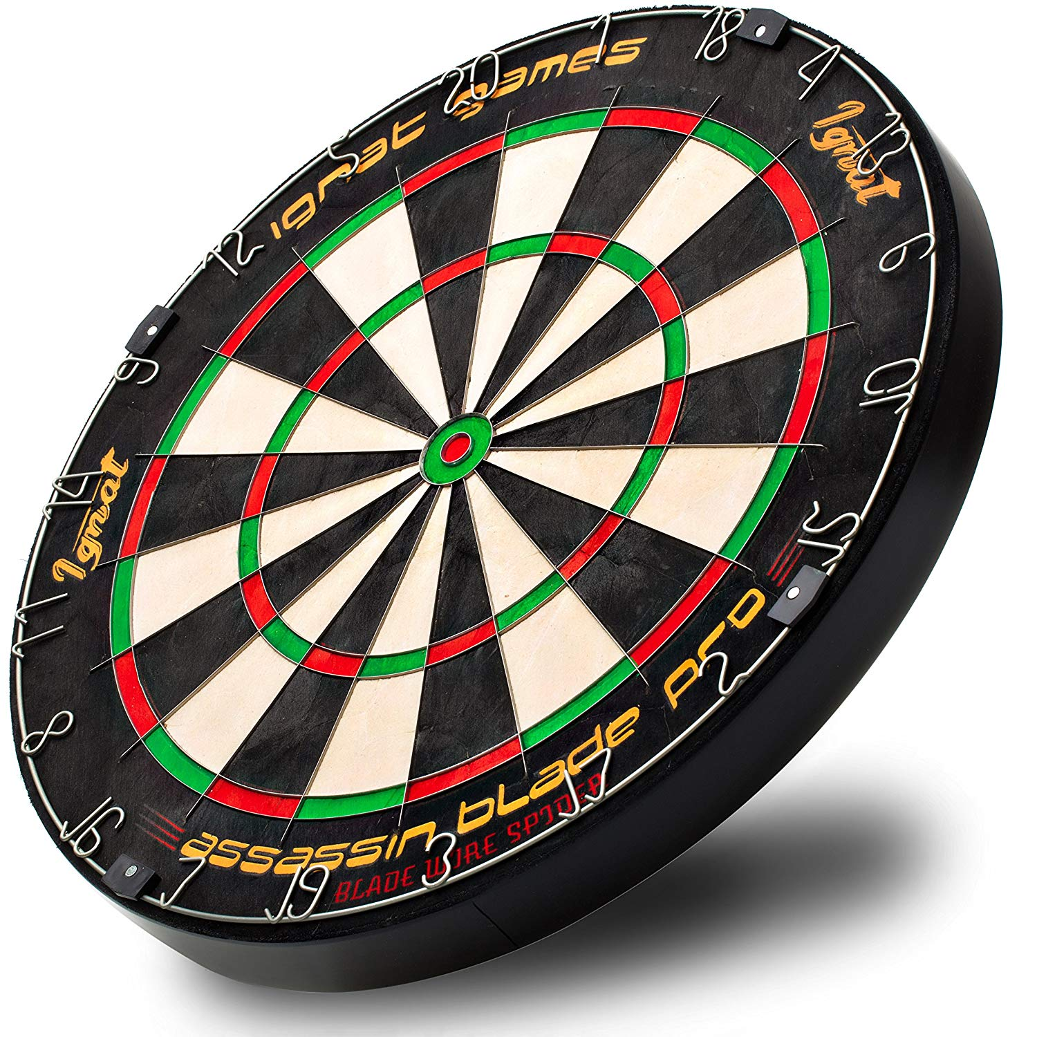 Ignat Games Professional Dartboard Kit