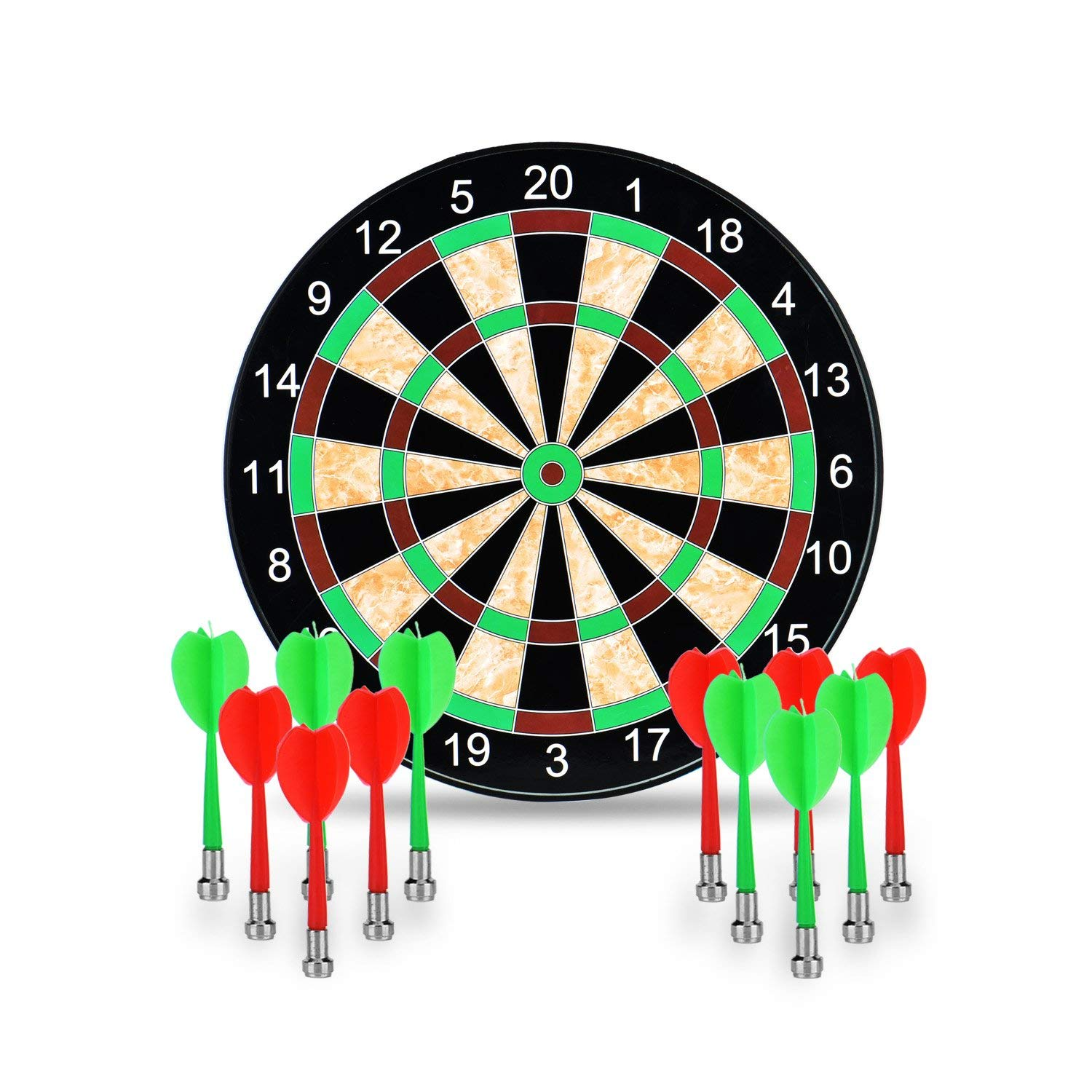LoveisCool Magnetic Dart Board