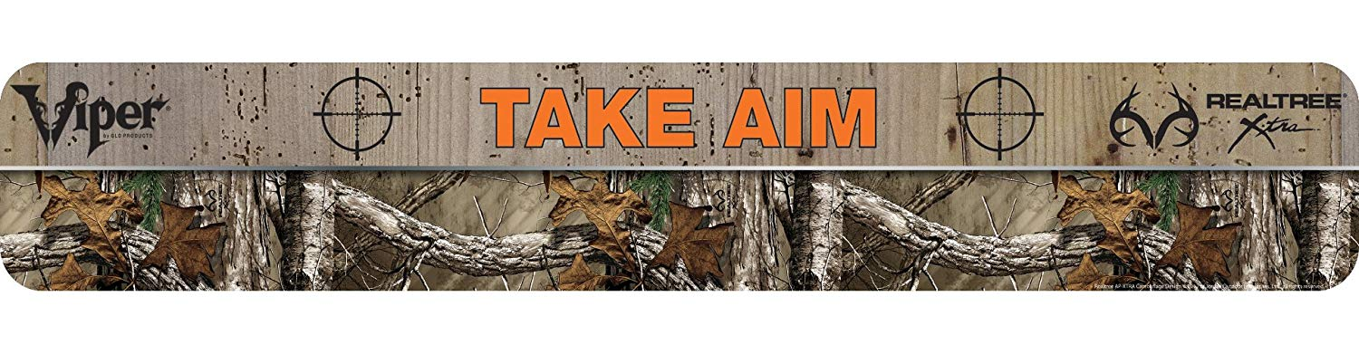 Viper Dart Throw Toe Line Floor Marker- Sharpshooter Take Aim Realtree Xtra Camouflage