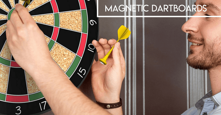best magnetic dartboards