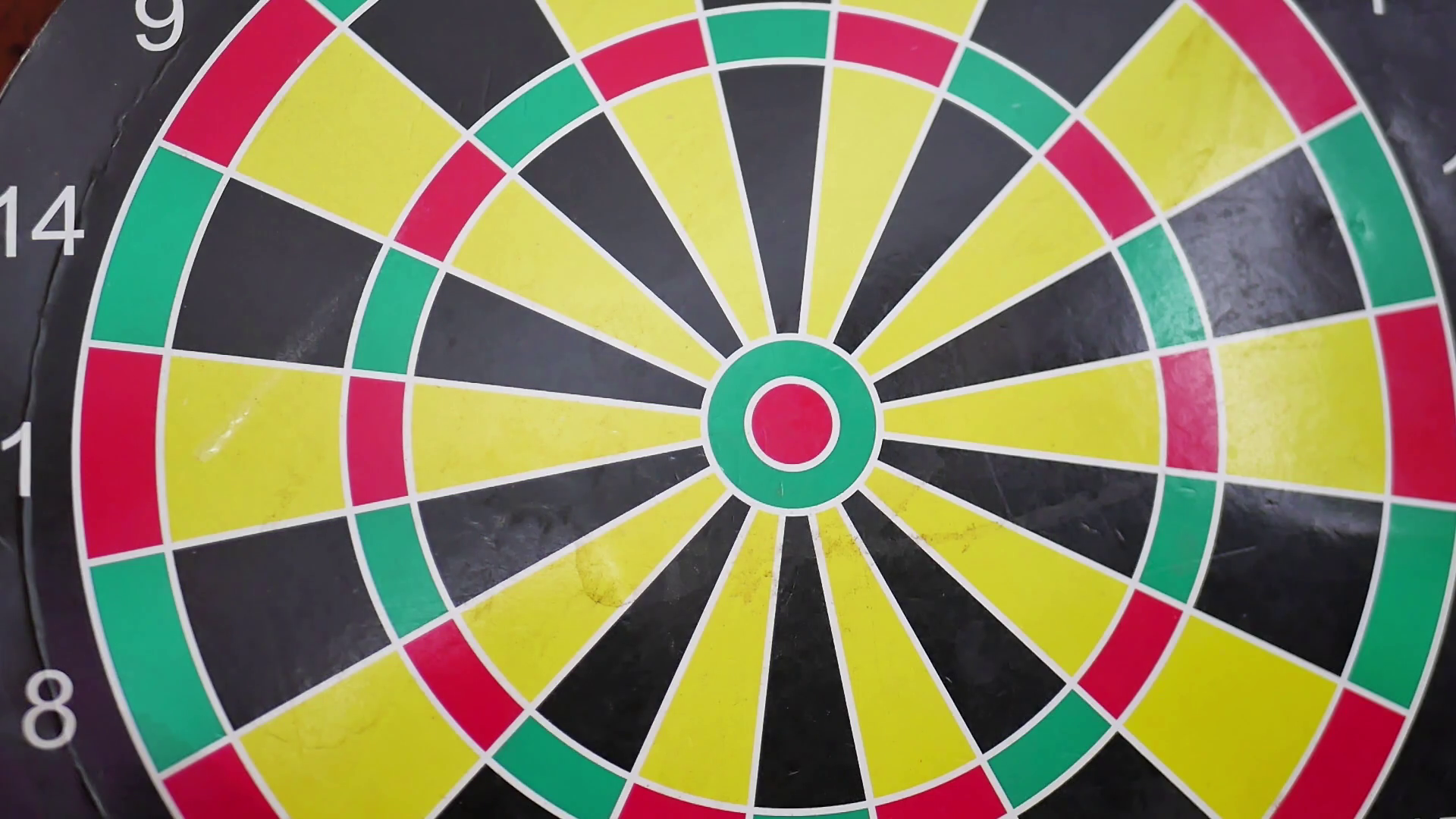 magnetic dartboard materials