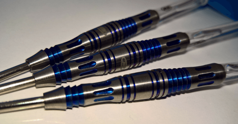 rear weighted darts
