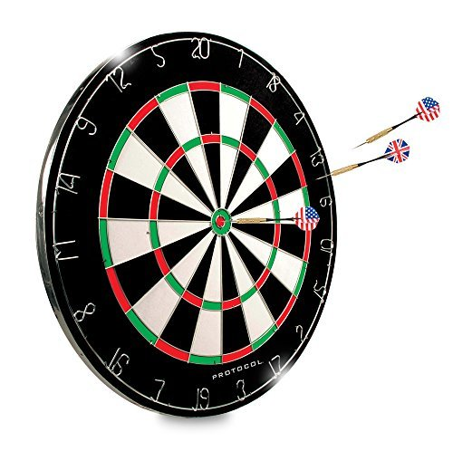 "18"" Regulation Sized Tournament Dartboard"