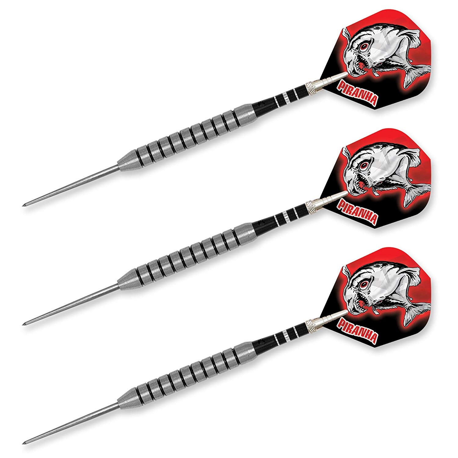 19517 Piranha Razor Grip 90% Tungsten Dart