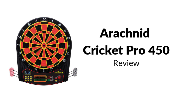 Arachnid Cricket Pro 450 Review