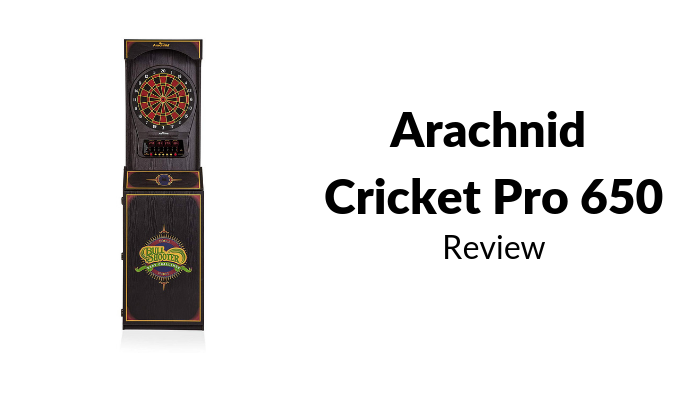 Arachnid Cricket Pro 650 Review