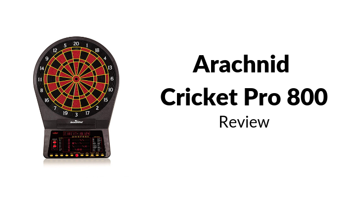 Arachnid Cricket Pro 800 Review