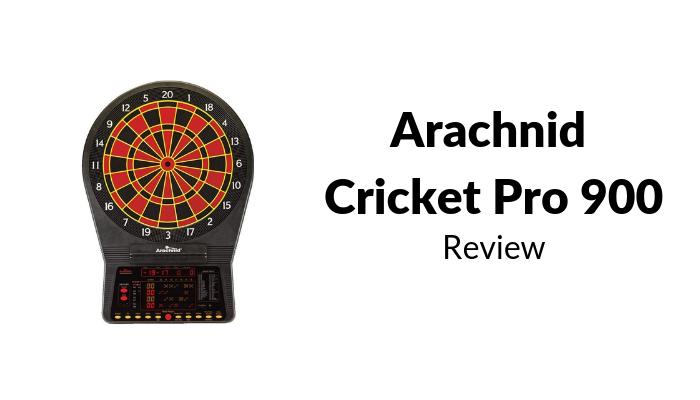 Arachnid Cricket Pro 900 Review