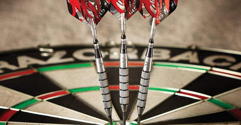 Best Dartboard with Darts Set
