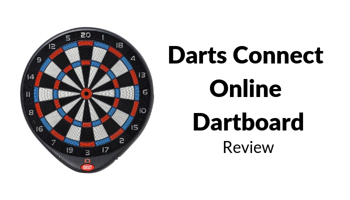 Darts Connect Online Electronic Dartboard Review