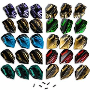 Ignat Games 30pcs Dart Flights
