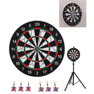 SPRAWL Dart Board Game Set