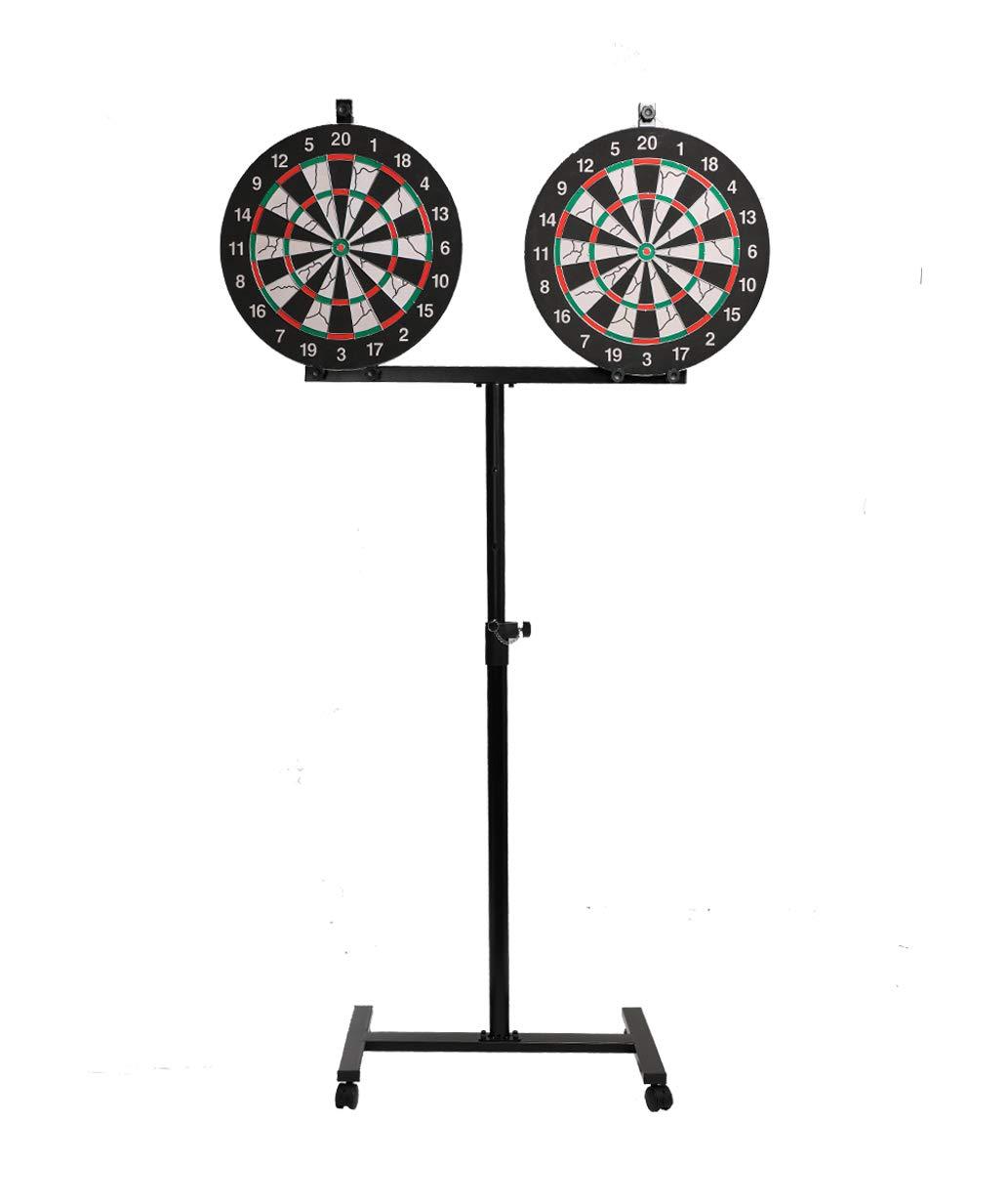 SPRAWL Freestanding Dartboard Set