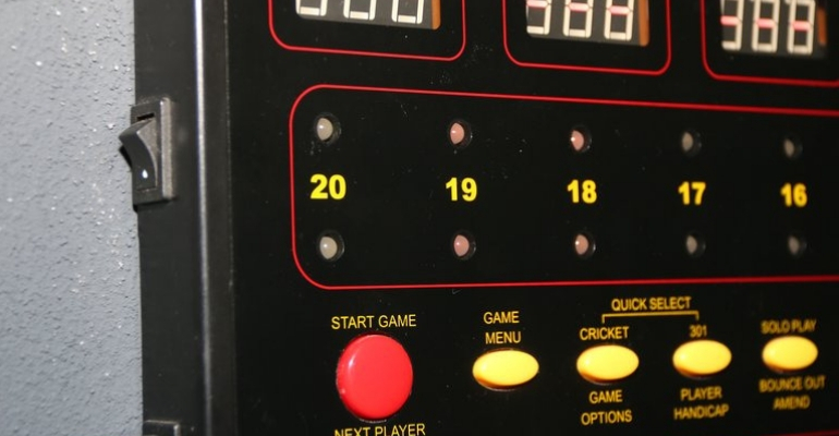 best electronic darts scoreboard