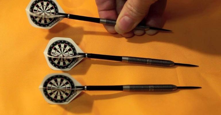 best winmau darts