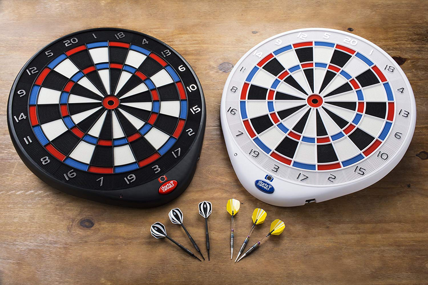 darts connect electronic dartboard